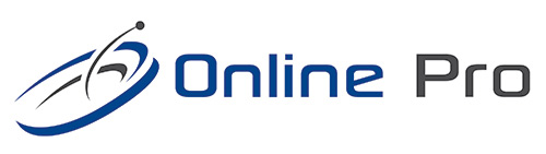 Online Pro logo